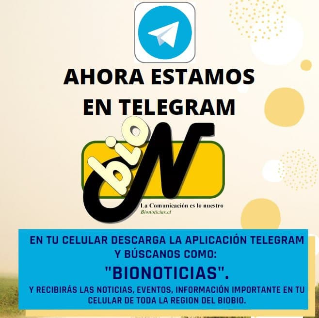 BioNoticias en Telegram